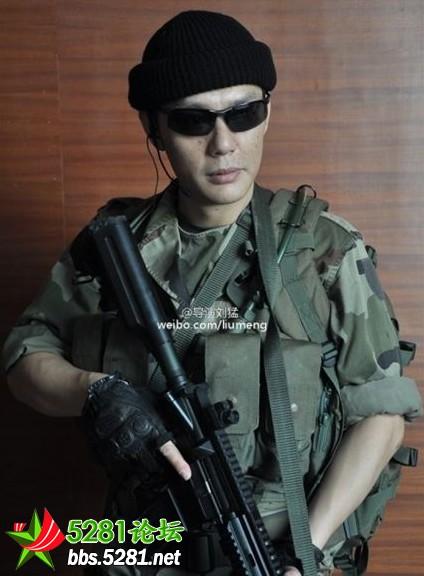 国之利刃小�_《我是特种兵》第二部《国之利刃》部分演员及演员表