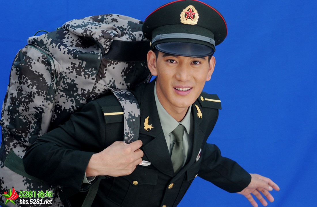 藏族帅哥蒲巴甲