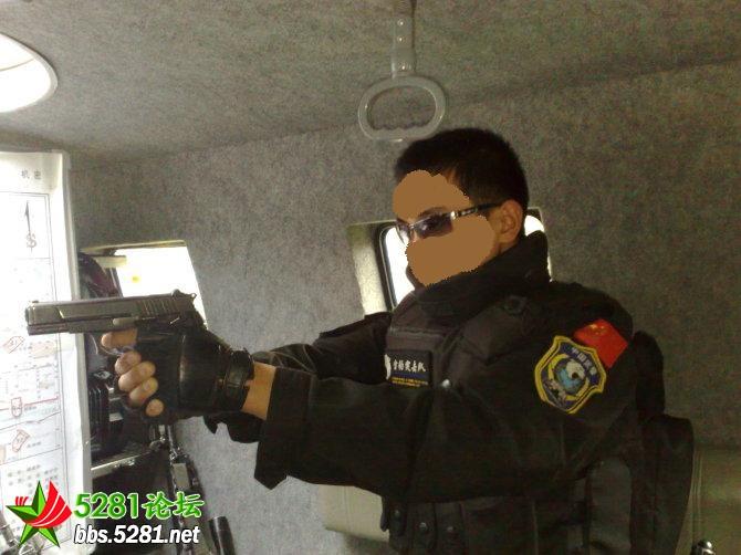 武警特种作战部队 雪豹突击队图片