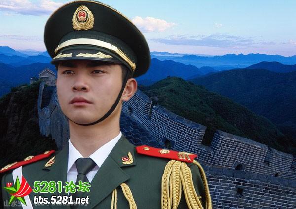 军礼-军人风采·图片专版-5281论坛、5281网、5281士兵之 ...