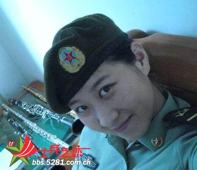 女兵军营生活照哦-会员相册·风采展示-5281论坛