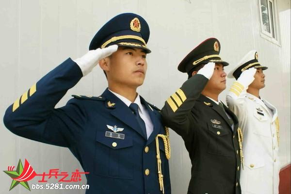 多图—中国真正的帅哥是这些军营男子汉(二)